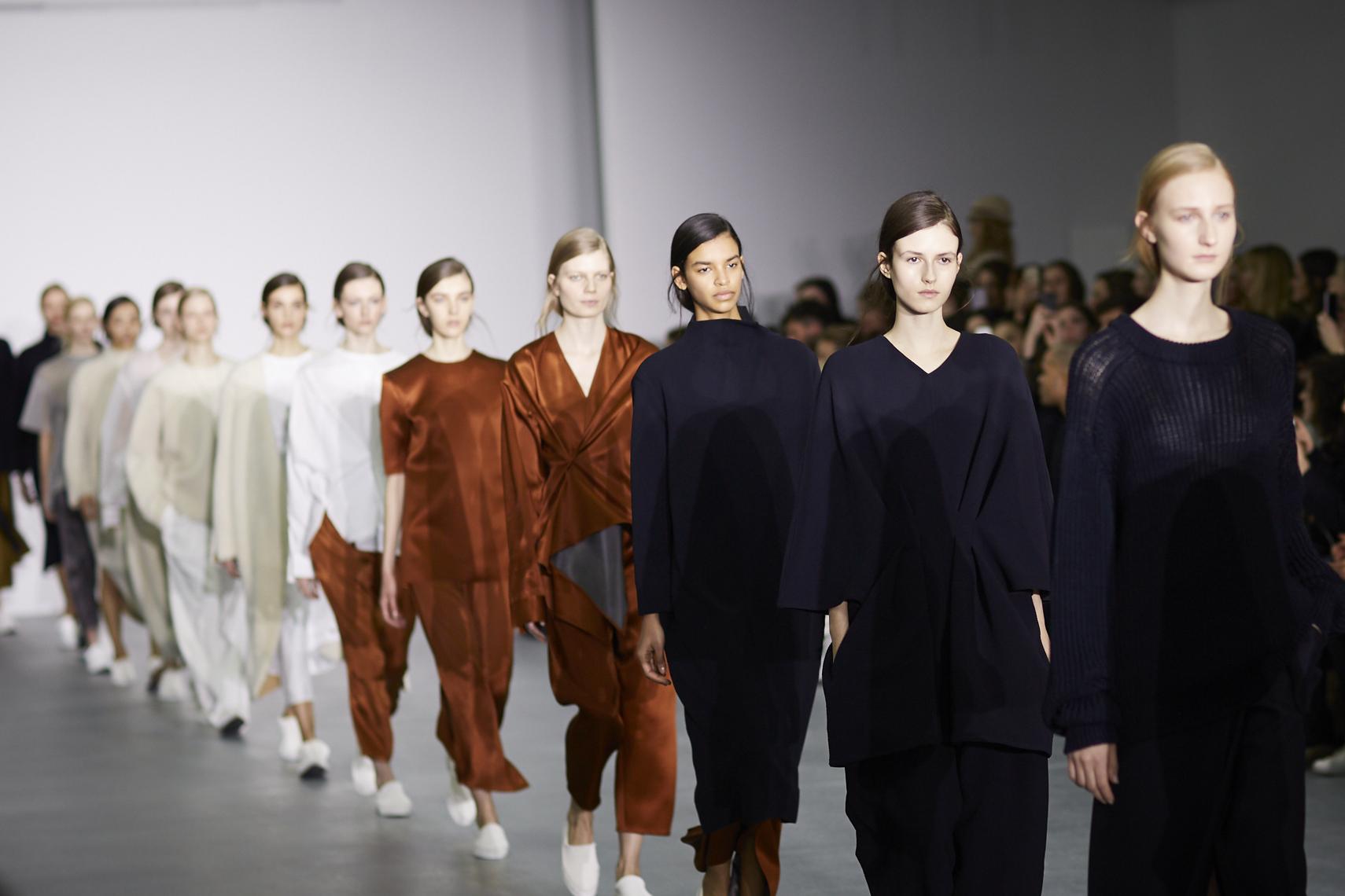 London Fashion Week AW16 / BRITISH FASHION COUNCIL / BFC / 1205 AW16